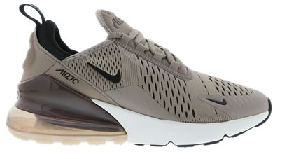air max 270 damen braun